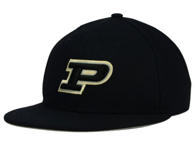 Purdue Boilermakers Nike NCAA Authentic Vapor Fitted Cap
