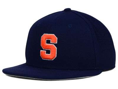 Syracuse Orange Nike NCAA Authentic Vapor Fitted Cap