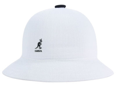 Kangol Black White Tropic Casual Bucket