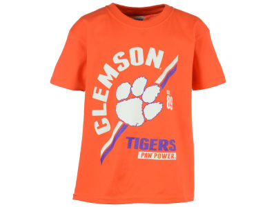 Clemson Tigers NCAA Youth Over Arc T-Shirt