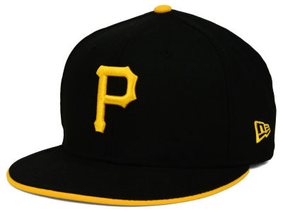 Pittsburgh Pirates New Era MLB Coop Flip 9FIFTY Snapback Cap