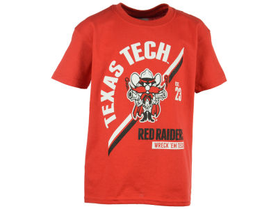 Texas Tech Red Raiders NCAA Youth Over Arc T-Shirt