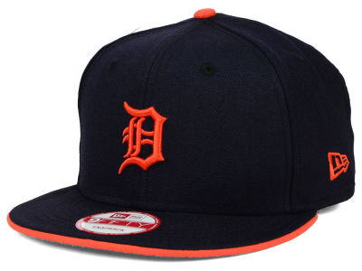 Detroit Tigers New Era MLB Coop Flip 9FIFTY Snapback Cap