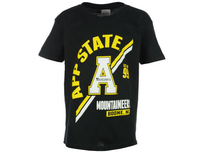Appalachian State Mountaineers NCAA Youth Over Arc T-Shirt