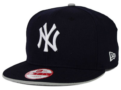 New York Yankees New Era MLB Coop Flip 9FIFTY Snapback Cap