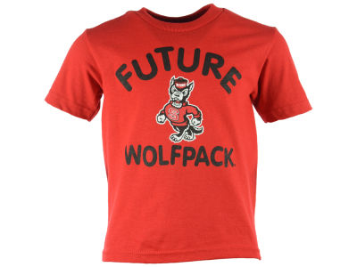 North Carolina State Wolfpack NCAA Toddler Future Frosh T-Shirt