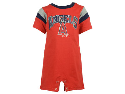 Los Angeles Angels MLB Infant Batter Romper