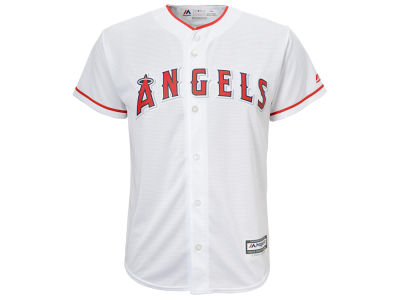 Los Angeles Angels MLB Youth Blank Replica Jersey
