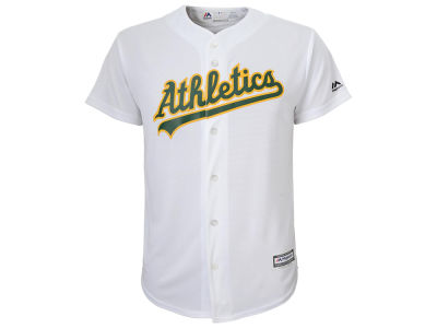 Oakland Athletics Majestic MLB Youth Blank Replica Jersey