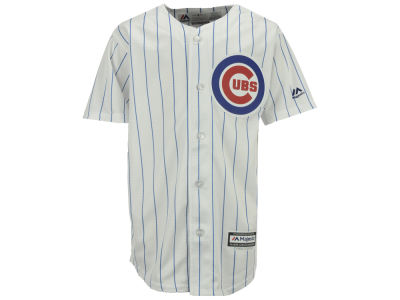 Chicago Cubs MLB Youth Blank Replica Jersey