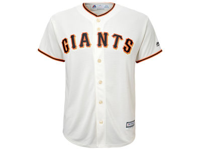 San Francisco Giants MLB Youth Blank Replica Jersey