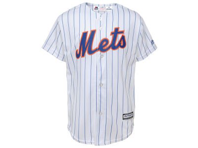 New York Mets MLB Youth Blank Replica Jersey