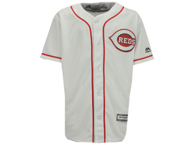 Cincinnati Reds MLB Youth Blank Replica Jersey