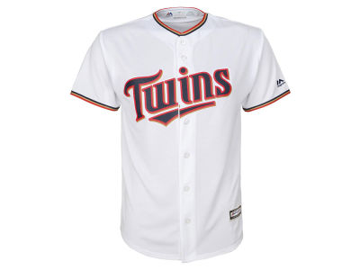 Minnesota Twins Majestic MLB Youth Blank Replica Jersey