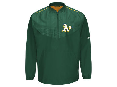 Oakland Athletics Majestic MLB Men's AC Training Jacket