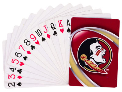 Florida State Seminoles Playing Cards