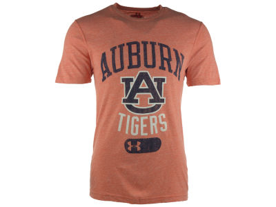 Auburn Tigers Under Armour NCAA Men's Legacy Triblend T-Shirt