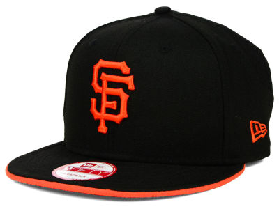 San Francisco Giants New Era MLB Coop Flip 9FIFTY Snapback Cap
