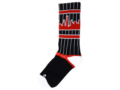 Chicago StrideLine City Socks