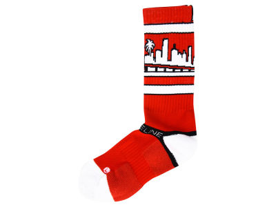 Miami StrideLine City Socks