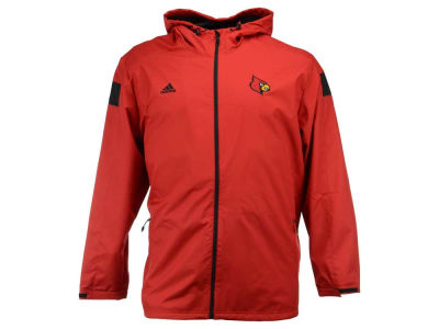 Louisville Cardinals adidas NCAA Men's Sideline Full Zip 3XL Jacket