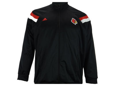 Louisville Cardinals adidas NCAA Mens Anthem Warm-Up Jacket