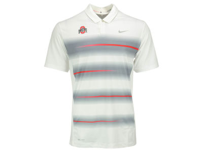 Ohio State Buckeyes Nike NCAA Men's Vapor Trail Polo