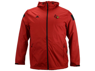 Louisville Cardinals adidas NCAA Men's Sideline Full Zip Jacket