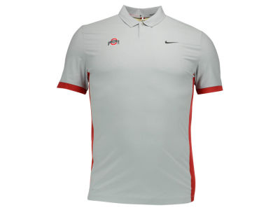 Ohio State Buckeyes Nike NCAA Men's Elite Cool Formation Polo