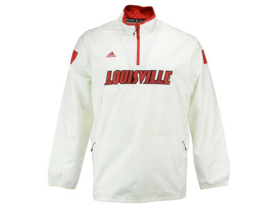 Louisville Cardinals adidas NCAA Men's 1/4 Zip Woven Jacket