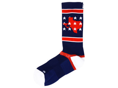 Texas StrideLine City Socks