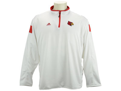 Louisville Cardinals adidas NCAA Men's Sideline 1/4 Zip Jacket