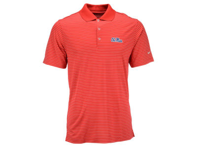 Ole Miss Rebels Nike NCAA Victory Stripe Polo