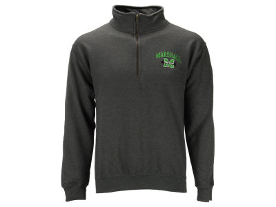 Marshall Thundering Herd NCAA Men's Cadet Zip Pullover Shirt