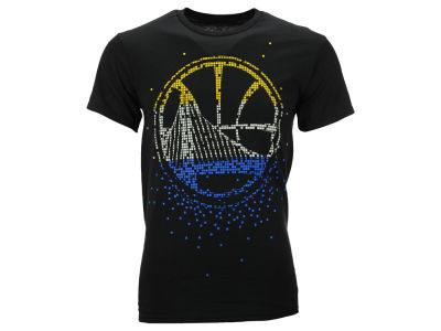 Golden State Warriors NBA Men's Tetris T-Shirt