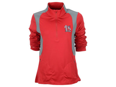 St. Louis Cardinals MLB Women's Delta Pullover Shirt
