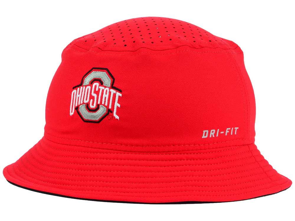 Ohio State Buckeyes Nike NCAA Vapor Bucket  fa4b4308a3cc