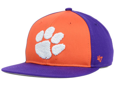 Clemson Tigers '47 NCAA Youth Kinnick Snapback Cap