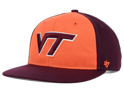 Virginia Tech Hokies '47 NCAA Youth Kinnick Snapback Cap