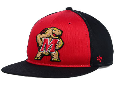 Maryland Terrapins '47 NCAA Youth Kinnick Snapback Cap