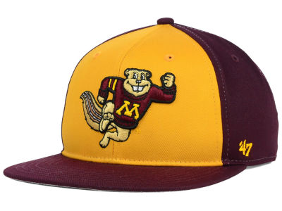 Minnesota Golden Gophers '47 NCAA Youth Kinnick Snapback Cap