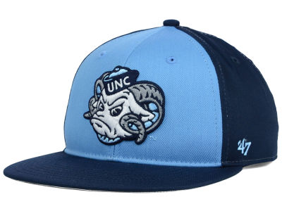 North Carolina Tar Heels '47 NCAA Youth Kinnick Snapback Cap