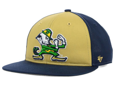 Notre Dame Fighting Irish '47 NCAA Youth Kinnick Snapback Cap