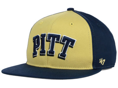 Pittsburgh Panthers '47 NCAA Youth Kinnick Snapback Cap