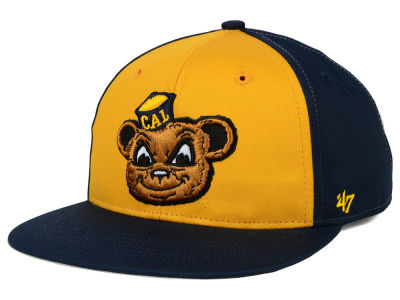 California Golden Bears '47 NCAA Youth Kinnick Snapback Cap