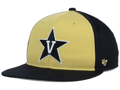 Vanderbilt Commodores '47 NCAA Youth Kinnick Snapback Cap
