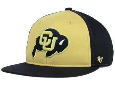 Colorado Buffaloes '47 NCAA Youth Kinnick Snapback Cap