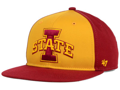 Iowa State Cyclones '47 NCAA Youth Kinnick Snapback Cap