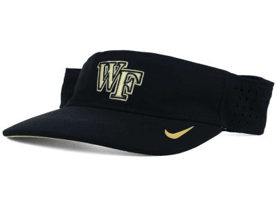 Wake Forest Demon Deacons Nike NCAA Vapor Visor