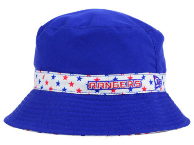 New York Rangers New Era NHL Kids Reversible Bucket